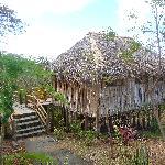 Our cabana at the Empalme.