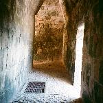 Inside the Temple of Kukulcan
