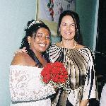 marta in my wedding