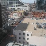 Sundance Square, view from 1305
