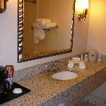Bathroom at Holiday Inn Express Abingdon