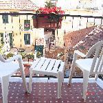 View form bedroom balcony
