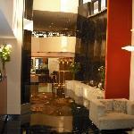Aspen Towers lobby