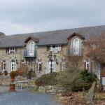 Front of the Domaine de L'alu