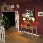 Lobby of Beau Rive