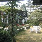 Main Block and garden