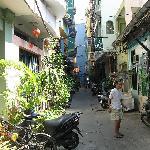 Neat Laneway from Bich Duyen