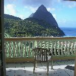 Photo de Villa des Pitons