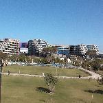 Le Susesi vu côté plage