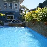 pool at Hotel Playa Carmen