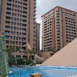 complejo Staybridge y Hotel Intercontinental