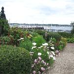 Salem waterfront from House of Seven Gables