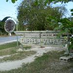 Entrance to Chippewa on Norman Manley Blvd.