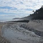 Rugged beauty of Bruce Bay