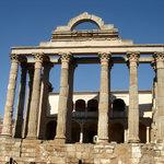 Roman Temple of Diana, Merida, Spain