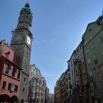 The Altstadt Square.