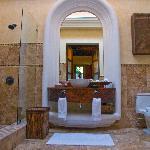 Mayan Room Bathroom