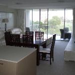 Kitchen, Living room 21