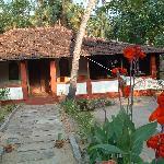 Sitar House and garden