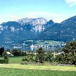 Schafberg from Wolfgangsee