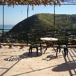 La Pergola terrace