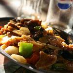 """Chicken Schezuan from """"Wok Inn"""""""