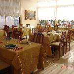 hotel aida dining room 1