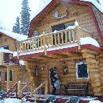 Our Sourdough Cabin!