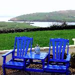 View of Dingle Bay from the patio