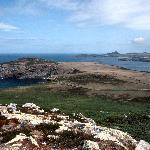St Davids Head from Ramsey Island