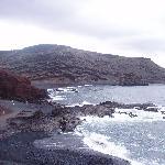 Zeezicht bij el golfo