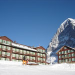 Hotel and the Eiger