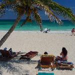 La plage de La Conchita