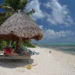Une plage magnifique