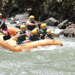 Kiulu river rafting