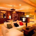 Grand suite room