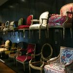 The History of Armchairs!
