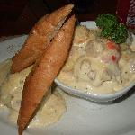 Ocean Seafood Chowder ($14.50)