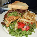 Koru Steak Sandwich ($19)