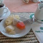 朝食デザート