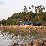 Haad Tian Beach Resort Koh Phangan Foto