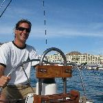 Gil, owner of Cabo Sailing & great host