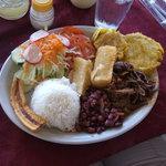 Casado with Cubans beans <$4