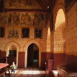 Castell Coch - interior