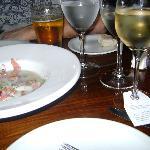 a sashimi dish..so good