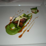 Roasted Pork Belly Appetizer....The absolute best