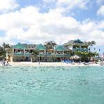 Hotel vue de la mer