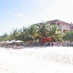 Beautiful West Bay Beach