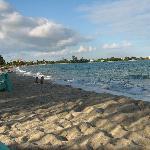 Beach at the Seaspray