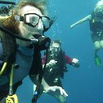 Diving the amazing Similan Islands